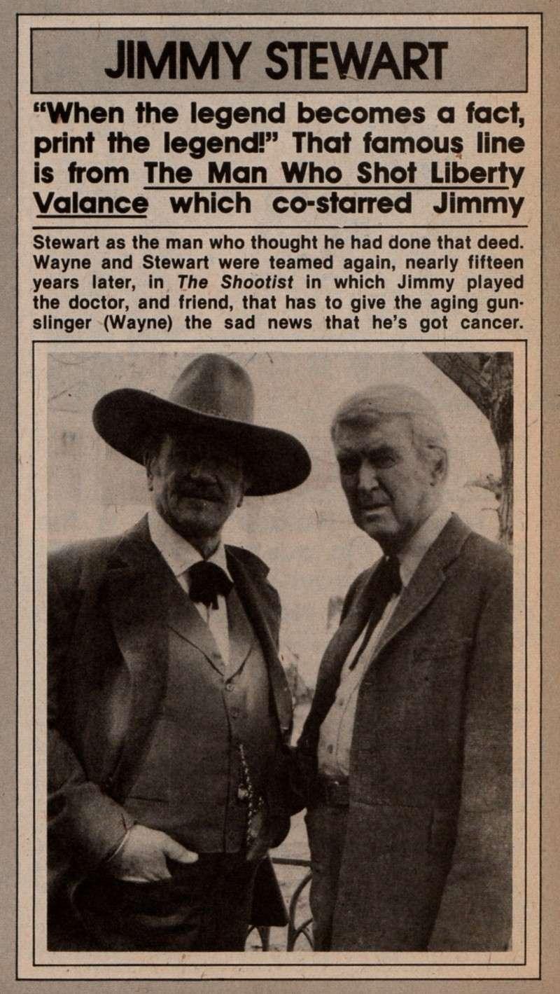 Le dernier des géants - The Shootist - 1977 Wayne616