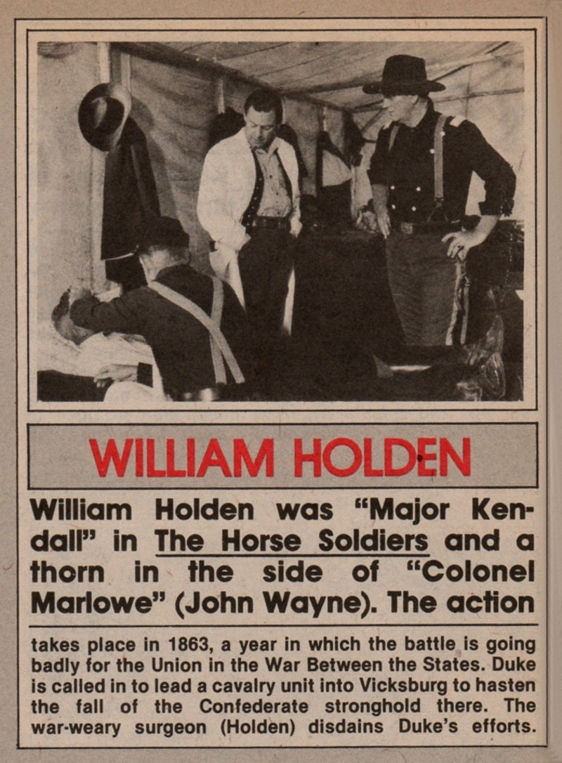 Les Cavaliers - The Horse Soldiers - 1959 Wayne618