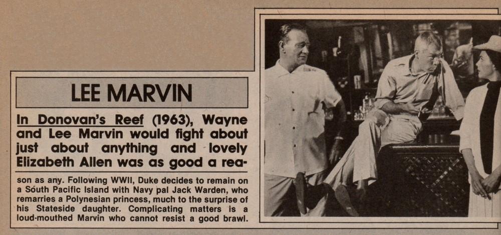 La taverne de l'Irlandais - Donovan's reef - 1963 Wayne647