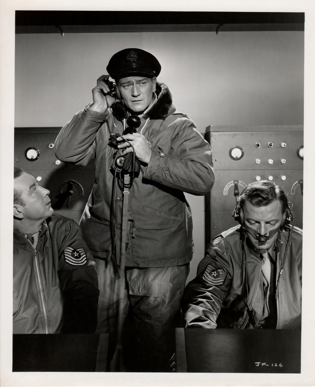 Les espions s'amusent - Jet pilot - 1957 Wayne662