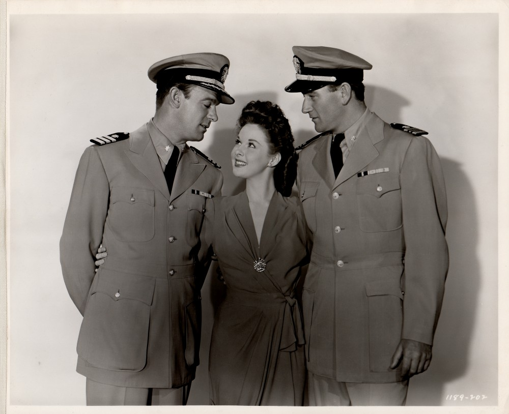 Alerte aux Marines - The Fighting Seabees - 1944 Wayne691