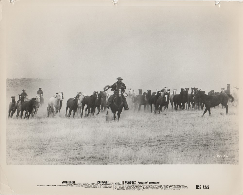 Les cowboys - The Cowboys - 1972 Wayne704