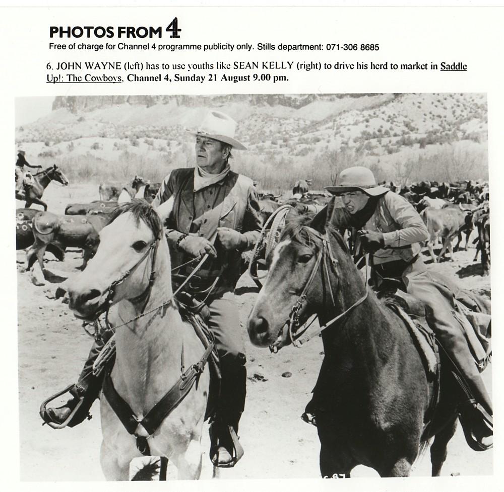 Les cowboys - The Cowboys - 1972 Wayne705
