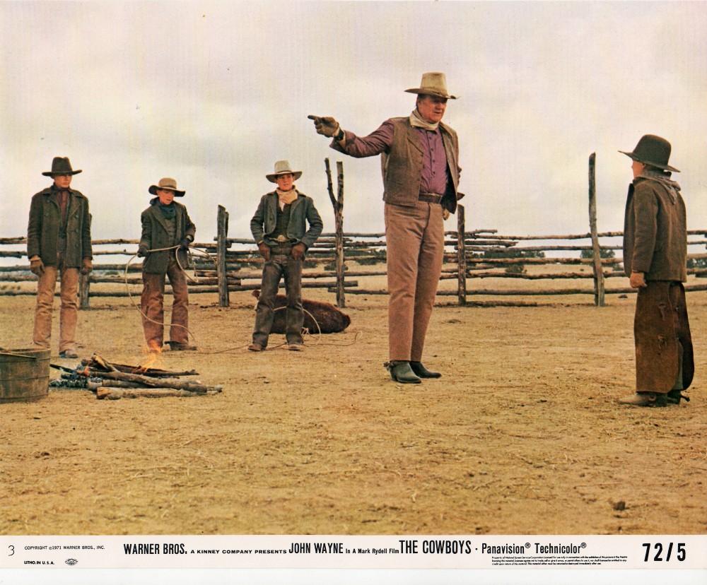 Les cowboys - The Cowboys - 1972 Wayne752