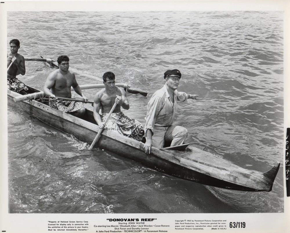 La taverne de l'Irlandais - Donovan's reef - 1963 Wayne756