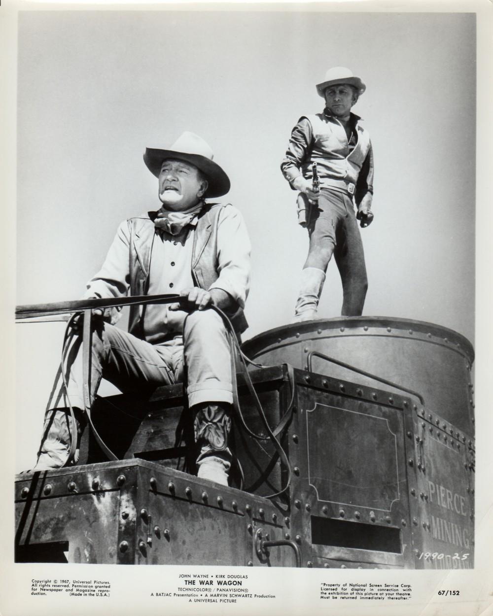 La Caravane de Feu - The War Wagon - 1966 Wayne772
