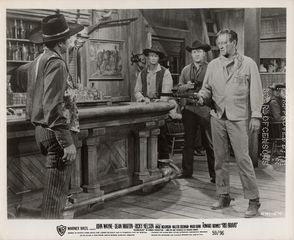 Rio Bravo - 1959 - Page 2 Wayne803