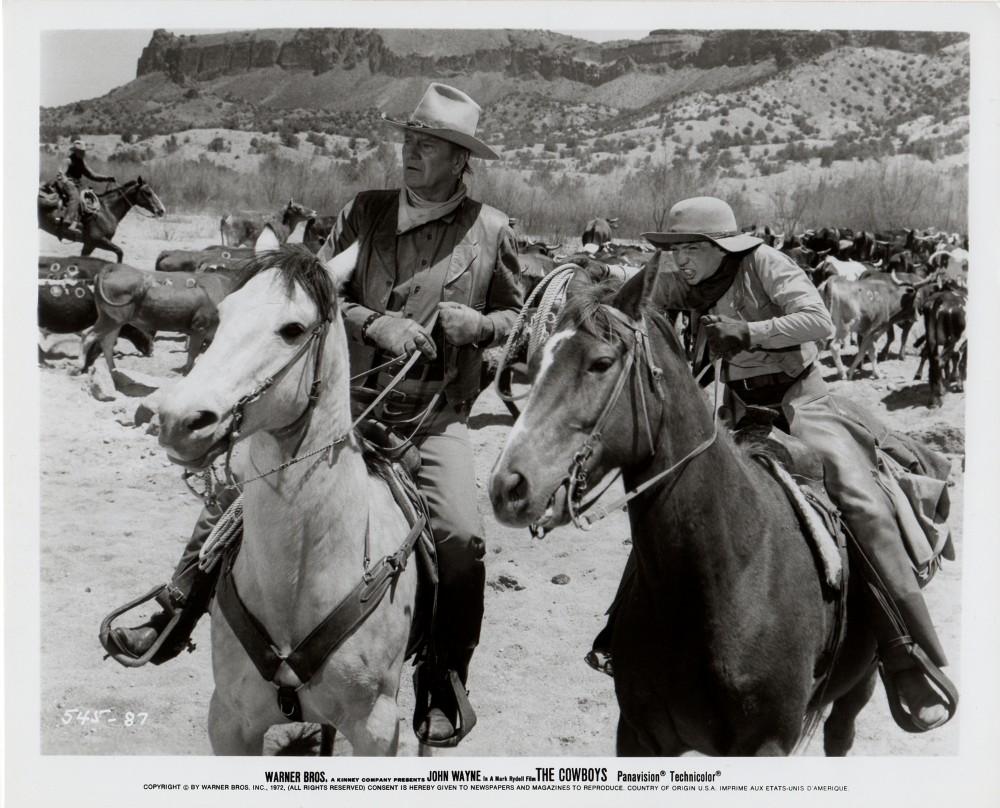 Les cowboys - The Cowboys - 1972 Wayne828