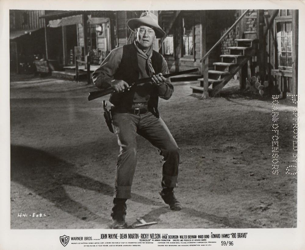 Rio Bravo - 1959 - Page 2 Wayne829