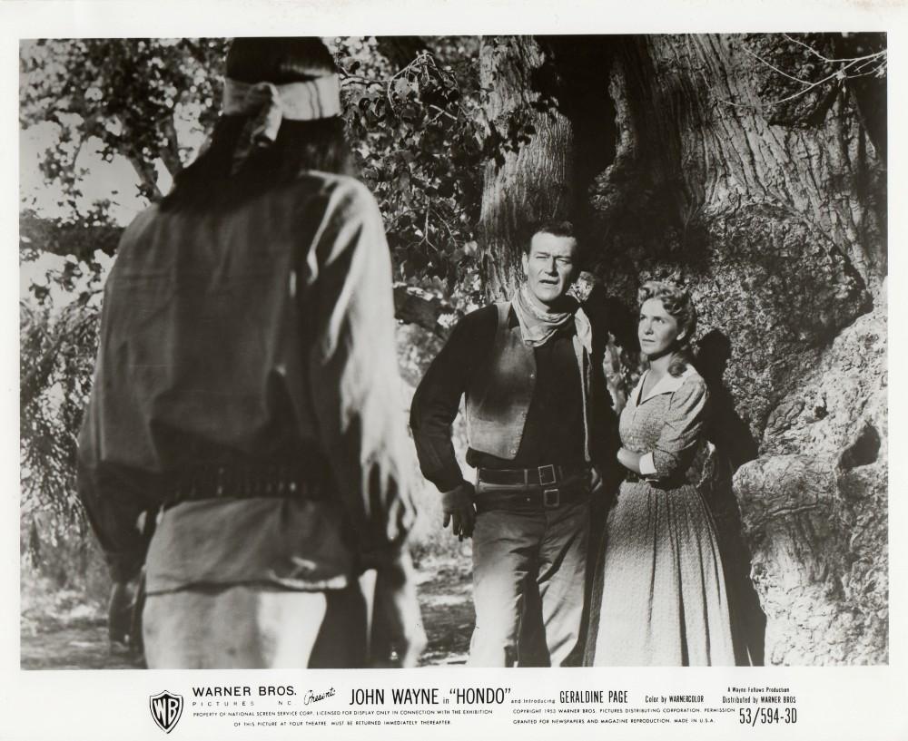 Hondo, l'Homme du Désert - Hondo - 1955 - Page 2 Wayne845