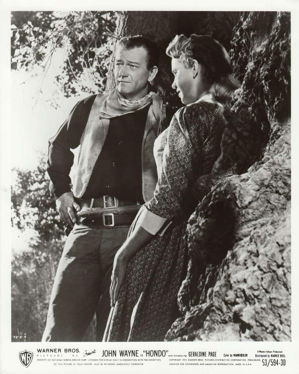 Hondo, l'Homme du Désert - Hondo - 1955 - Page 2 Wayne847