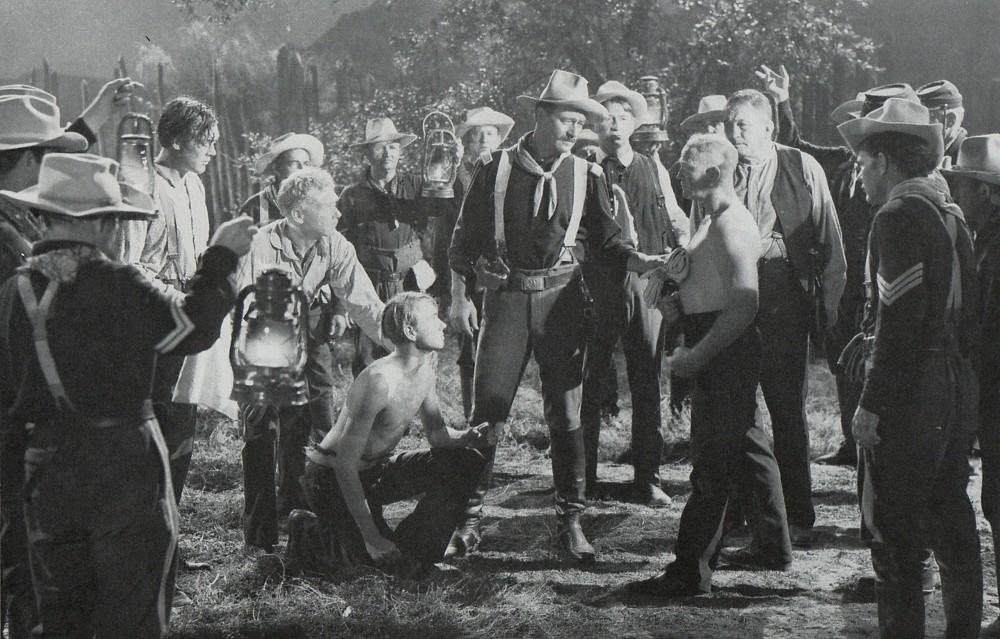 Rio Grande - 1950 Wayne858