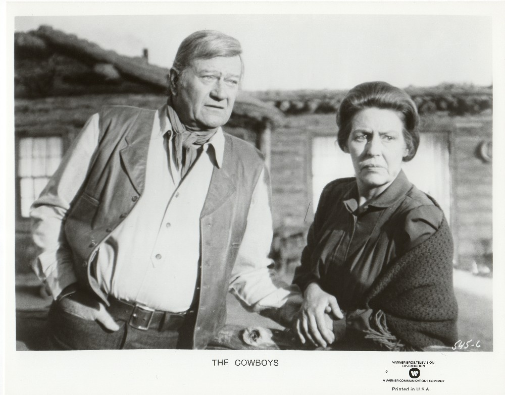 Les cowboys - The Cowboys - 1972 Wayne879