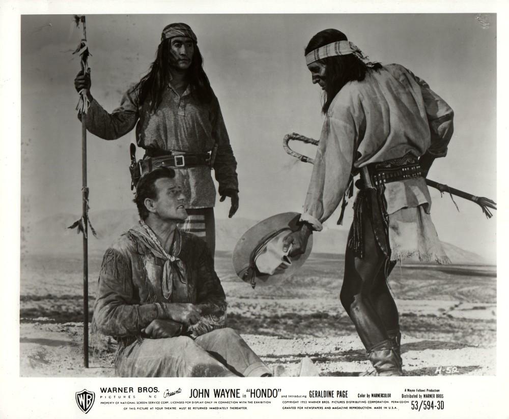 Hondo, l'Homme du Désert - Hondo - 1955 - Page 2 Wayne901
