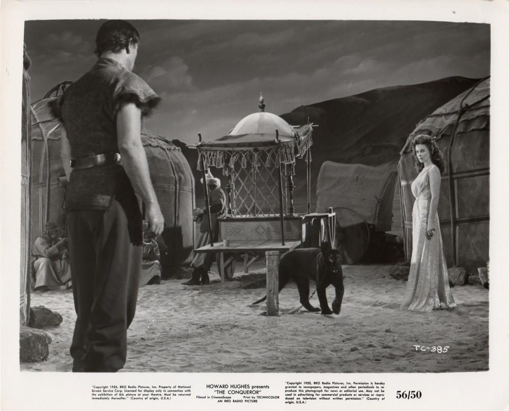 Le Conquérant - The Conqueror - 1956 Wayne959