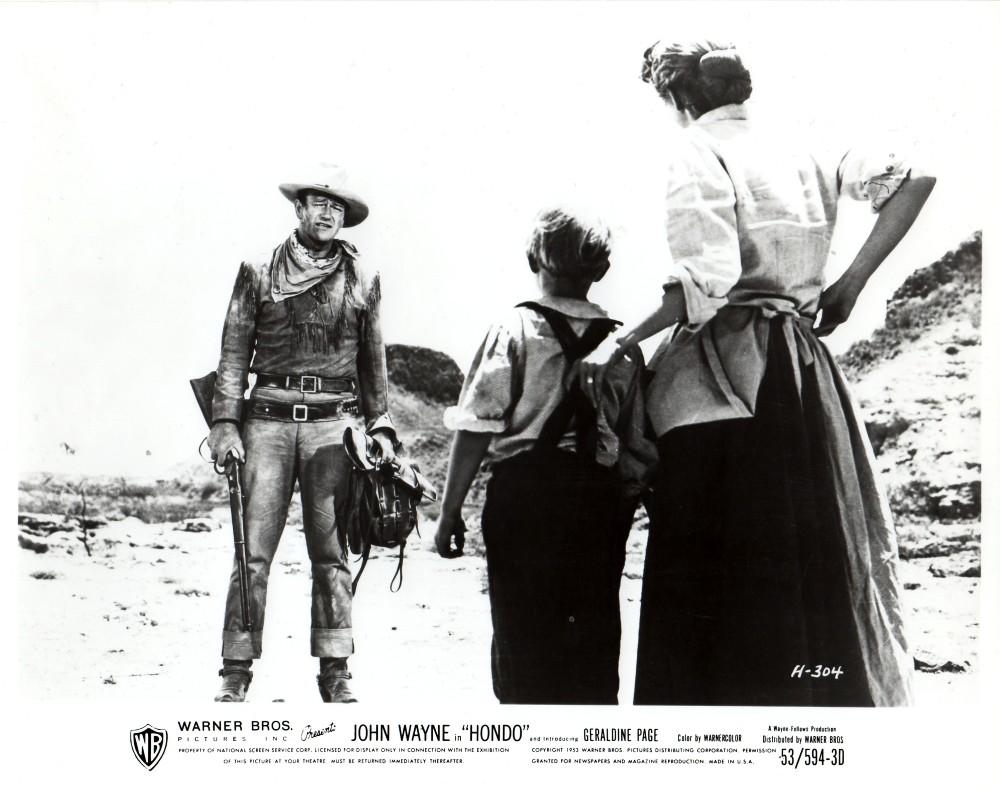 Hondo, l'Homme du Désert - Hondo - 1955 - Page 2 Wayne983