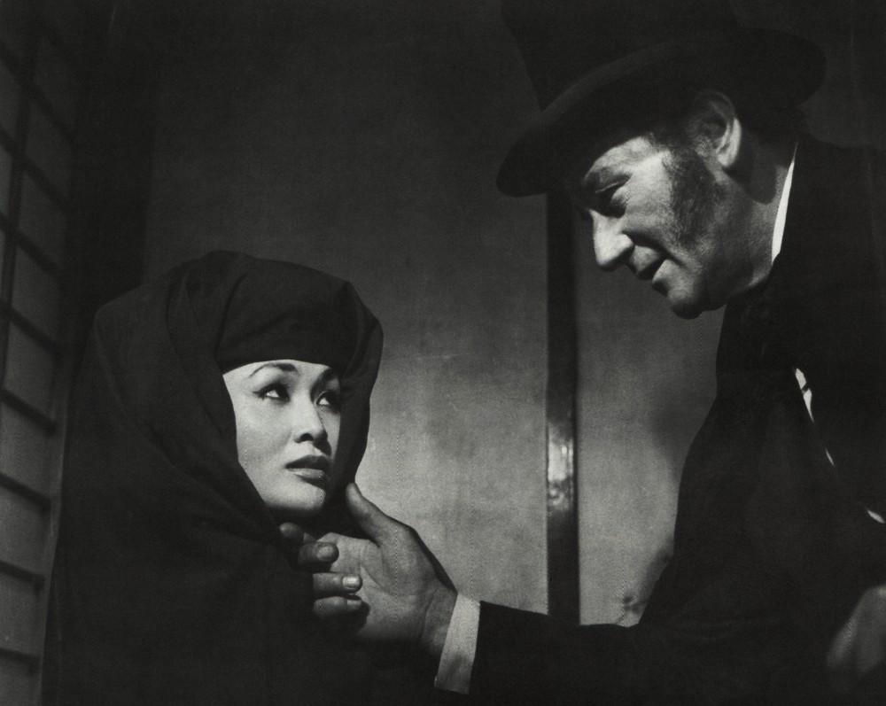 Le Barbare et la Geisha - The Barbarian and The Geisha -1958 Wayne_86