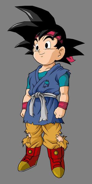Changeling Invation: November 4th-11th Goku_j11