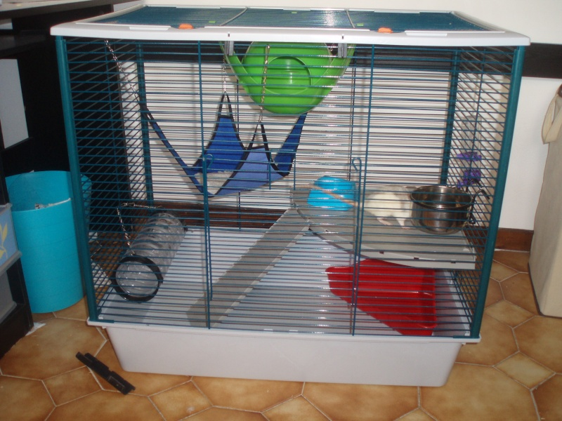 [PACA] Vend cage Furet plus new P1010517