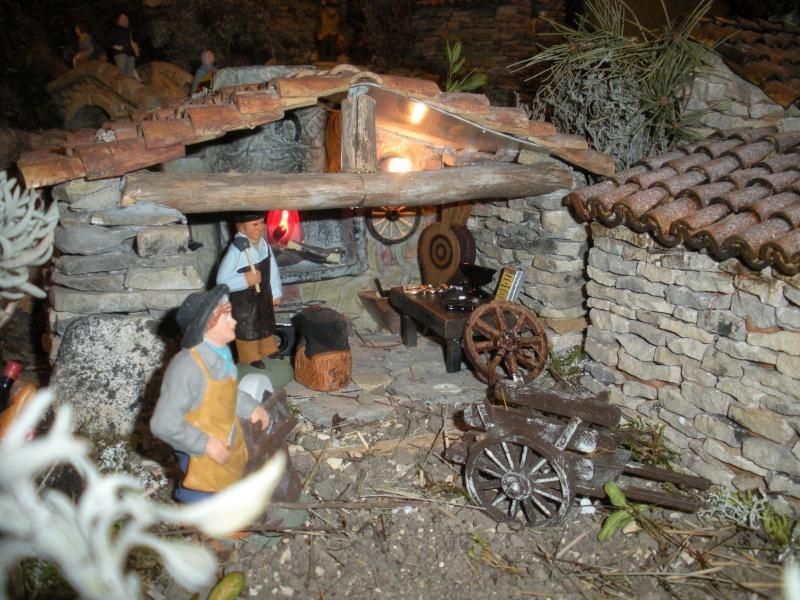 La crèche de Lucien de Carpentras Dscn3024