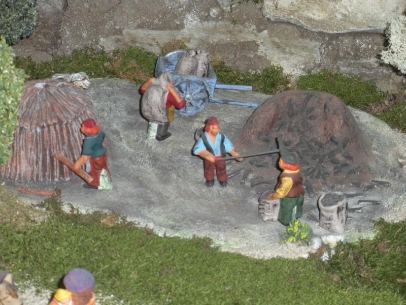 la crèche de Ste Croix édition 2009 Dscn3111