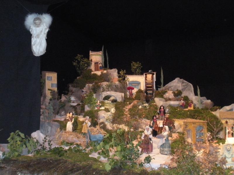 la crèche de Ste Croix édition 2009 Dscn3218