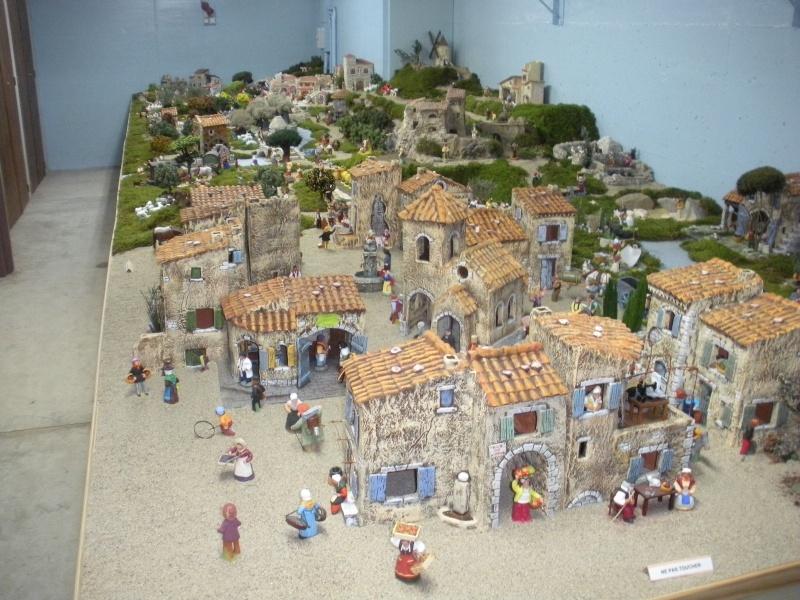 la crèche de Ste Croix édition 2009 Dscn3220