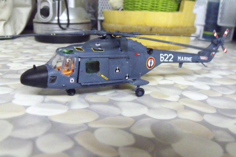 LYNX de la marine nationale au 1/72 Dscf8322