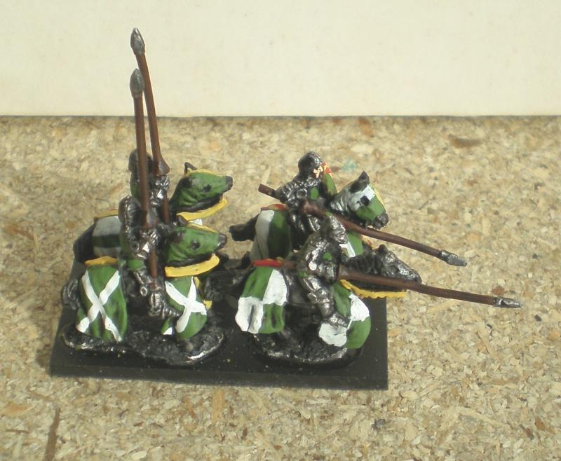 [Argrom]Mes Anglais Guerre de 100 ans ou mon armée bretonnie 3unitk11