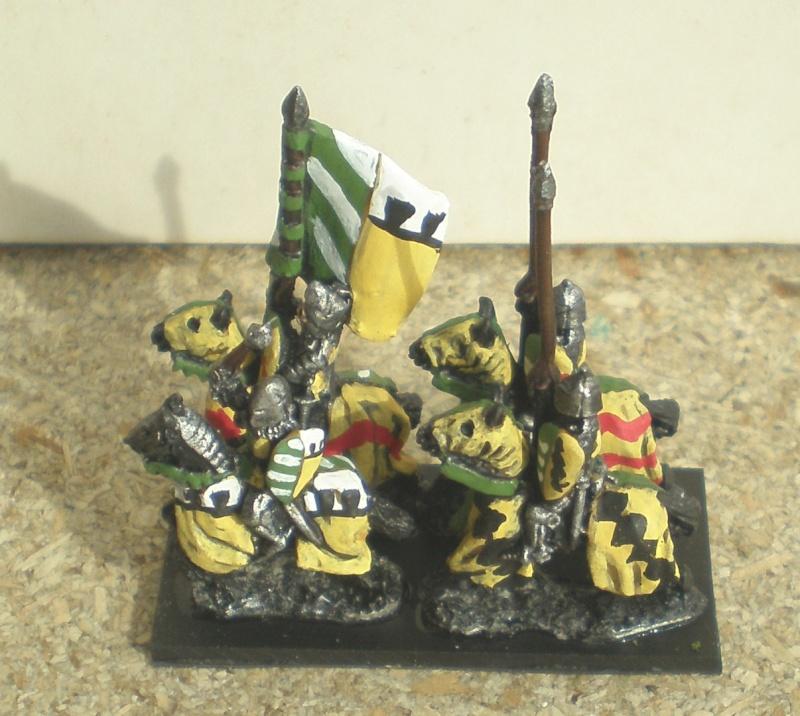 [Argrom]Mes Anglais Guerre de 100 ans ou mon armée bretonnie 3unitk12