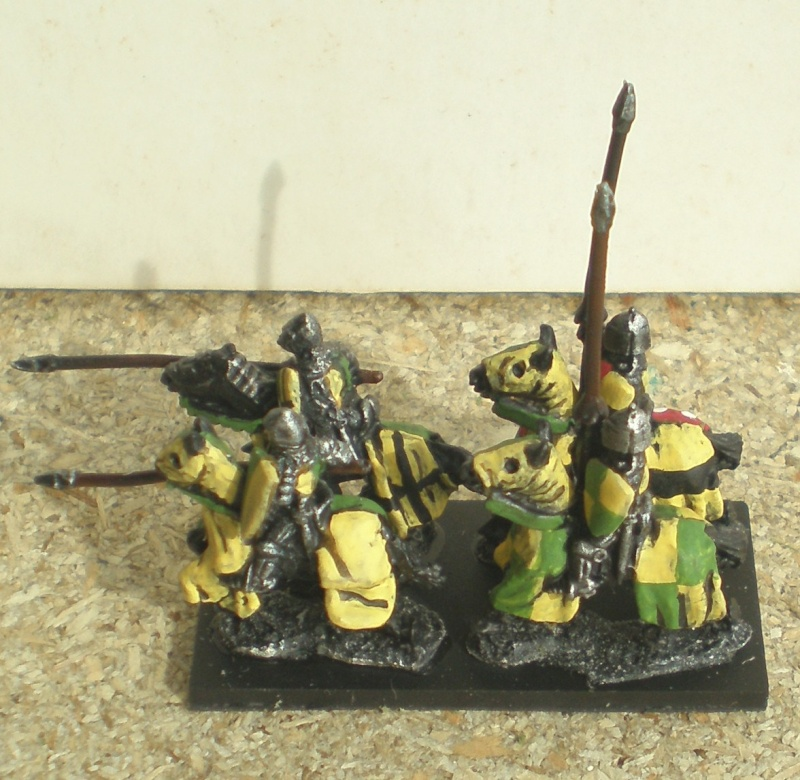 [Argrom]Mes Anglais Guerre de 100 ans ou mon armée bretonnie 3unitk14