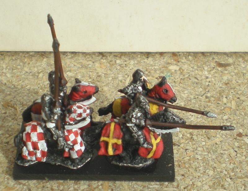 [Argrom]Mes Anglais Guerre de 100 ans ou mon armée bretonnie 4unitk11