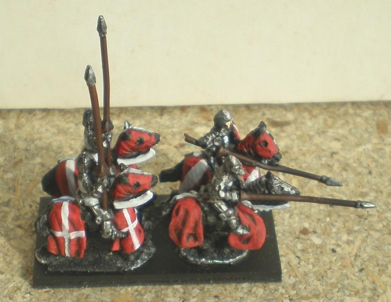 [Argrom]Mes Anglais Guerre de 100 ans ou mon armée bretonnie 4unitk15