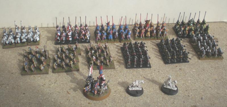 [Argrom]Mes Anglais Guerre de 100 ans ou mon armée bretonnie Breton10