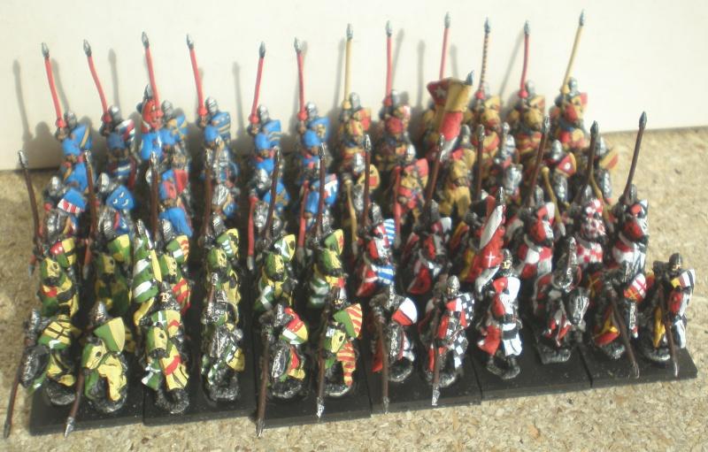 [Argrom]Mes Anglais Guerre de 100 ans ou mon armée bretonnie Knight10