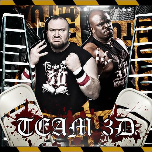 ER Thunder - TLC World Tag Team Championship Match Team_310