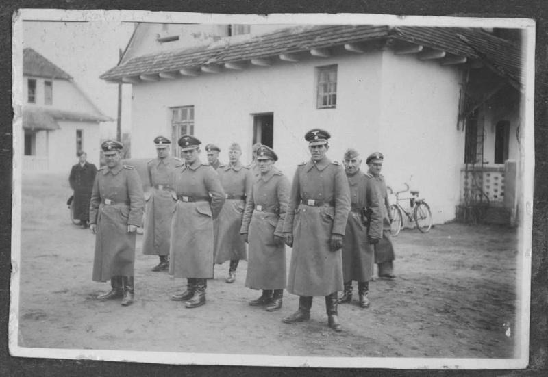 visite de la maison de christian Wirthà Belzec Belzec10