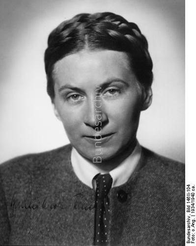 Le IIIe Reich et les Femmes... Gertru10