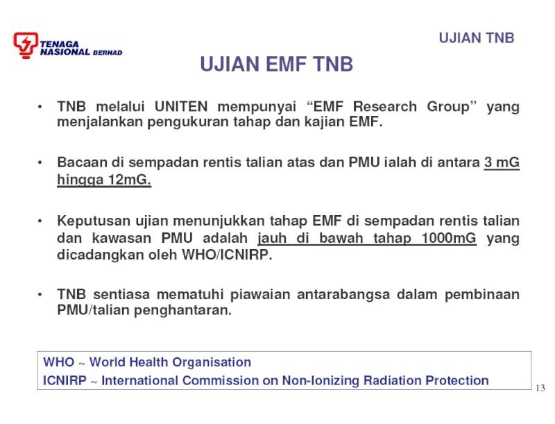 TNB EMF Reading at Taman Sri Angsana Hilir Emf_1310
