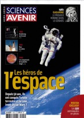 """Hors-Série """"Sciences et Avenir"""" : Les héros de l'espace 20110310"""