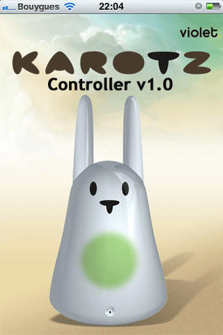 Karotz Controller AppStore  - Page 2 Img_0311