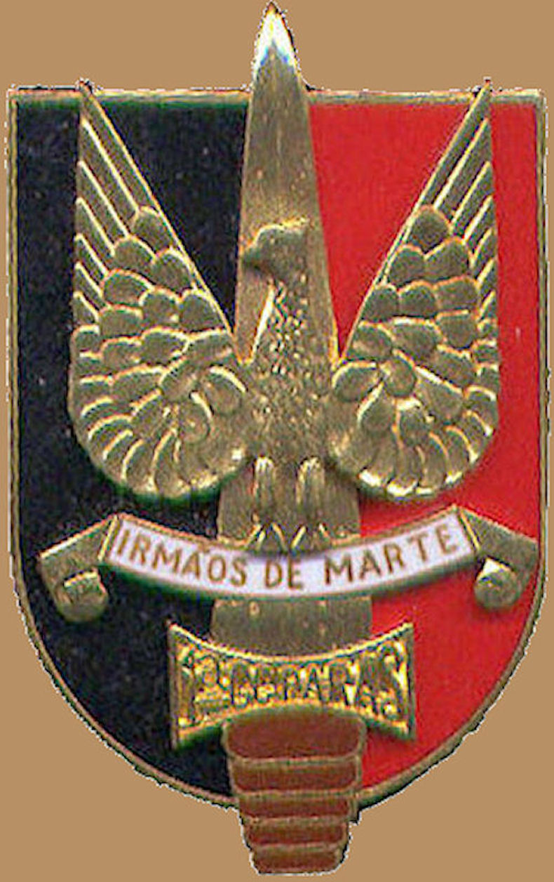 Faleceu o veterano Jaime Mendes Salgado, Soldado PQ, da 1ªCCP/BCP21 - 26Set2021 1ccp_b19