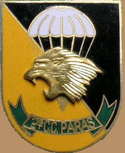Faleceu o veterano Joaquim Zeferino Dias Neves, Soldado PQ, da 2ªCCP/BCP21 e BCP31 - 22Jan2021 2ccp_b11