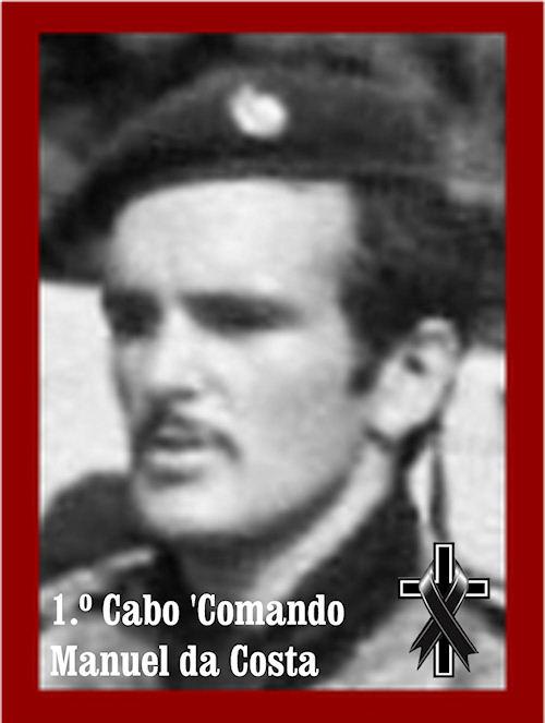 Faleceu o veterano Manuel da Costa, 1.º Cabo 'Comando', da 38ªCCmds - 18FEv2019 38ccmd13