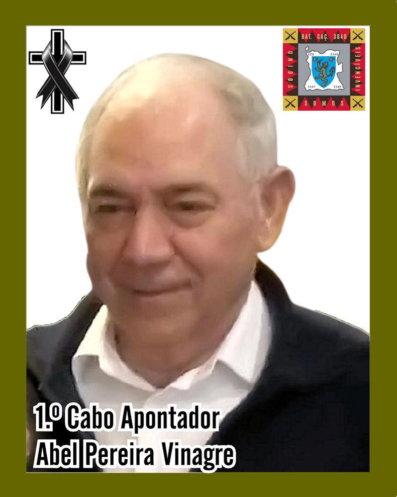 Faleceu o veterano Abel Pereira Vinagre, 1.º Cabo Apontador, da CCac3347/BCac3840 - 11Fev2020 Abel_p10