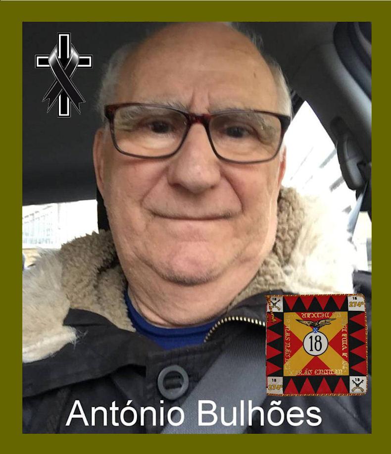 Faleceu o veterano António Norberto de Sousa Bulhões, da CCac274 - 16Mar2019 Antzni18
