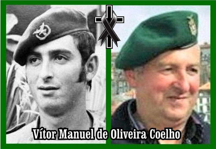 Faleceu o veterano Vítor Manuel de Oliveira Coelho, Pára-Quedista, da 1ªCCP/BCP31 - 18Jan2020 Bcp31-11