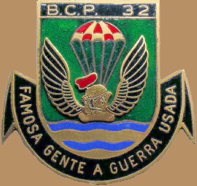 Faleceu o veterano José Alves Redondo Maia, Soldado PQ, da 2ªCCP/BCP32 - 18Set2021 Bcp32_14