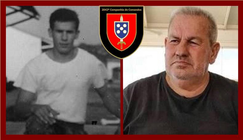 Faleceu o veterano Domingos Caldeira Diogo, Soldado CMD, da 2042.ª CCmds Doming10