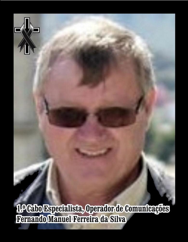 Faleceu o veterano Fernando Manuel Ferreira da Silva, 1.º Cabo Especialista, da BA9 - 14Jun2020 Fernan13